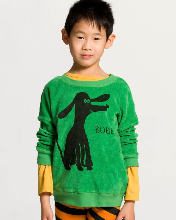 Dog SweatShirt (Green)