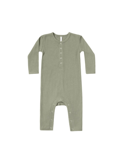 AW2020 Ribbed Baby Jumpsuit (Multi Colours)