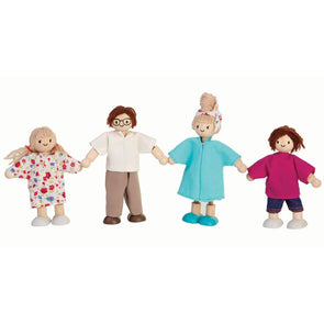 Plan Toys Modern Doll Family - TA-DA!