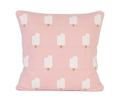 WOOUF! Ice-Cream Cushion case (Pink) - TA-DA!