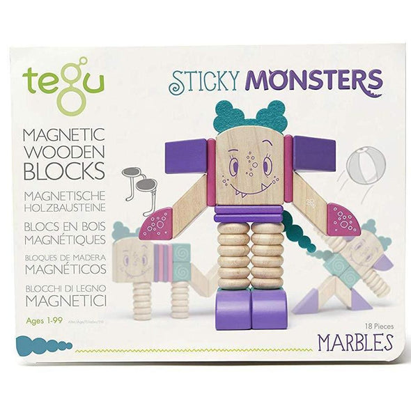 Sticky Monsters Magnetic