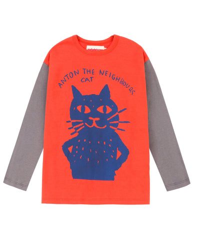 nadadelazos Cat T-Shirt (Neighbours Cat) - TA-DA!