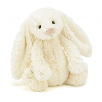 Jellycat Bashful Cream Bunny (Medium) - TA-DA!