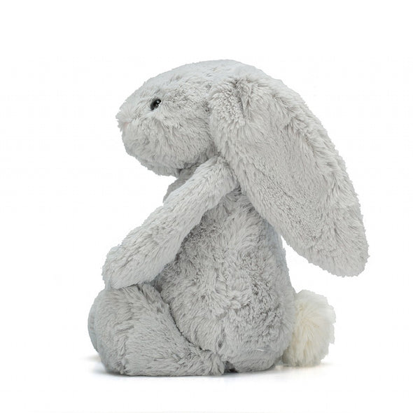 Jellycat Bashful Silver Bunny (Small / Medium) - TA-DA!