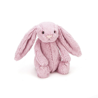 Jellycat Bashful Tulip Pink Bunny (Medium) - TA-DA!