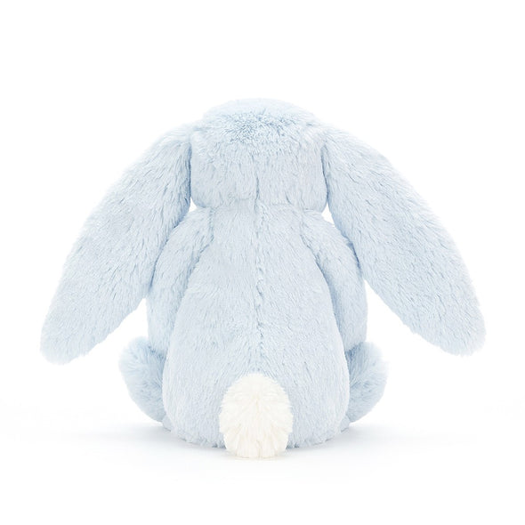 Jellycat Bashful Blue Bunny (Medium) - TA-DA!