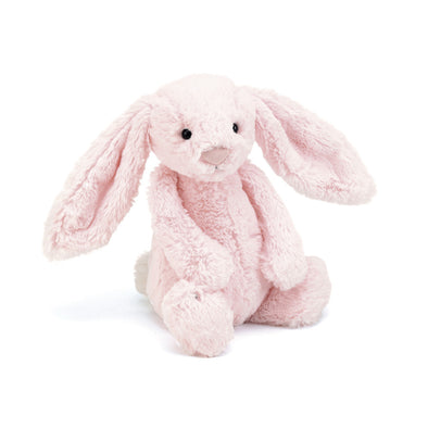 Jellycat Bashful Pink Bunny (Medium) - TA-DA!