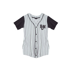yporqué Baseball Dress (Baseball Stripes) - TA-DA!