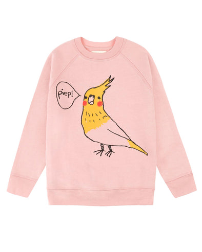 Sweat T-Shirt (Pitti Bird)