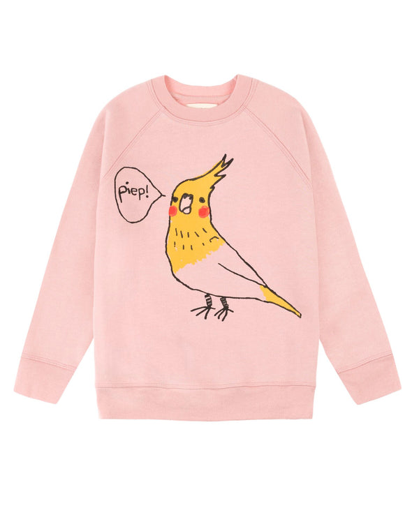 nadadelazos Sweat T-Shirt (Pitti Bird) - TA-DA!