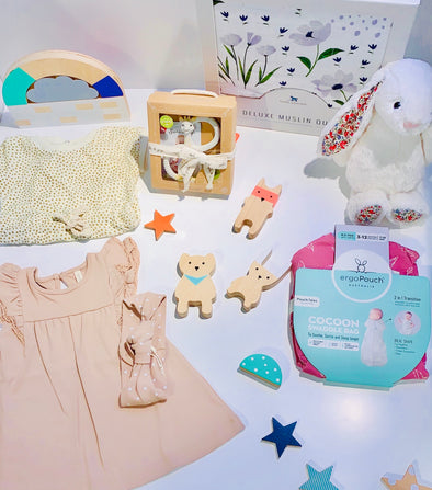 TA-DA! - Hamper for Baby Girl (Set B)