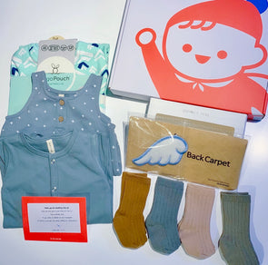 Gift Set for Baby Boy (Set A)