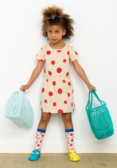 Flamenco Dots Dress
