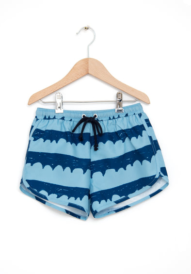 nadadelazos Sea Waves In Blue Swimpants (Light Wave Blue) - TA-DA!