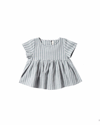 Gingham Jane Blouse