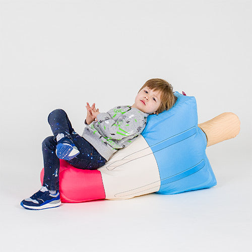 WOOUF! Rocket Ice Cream Bean Bag - TA-DA!