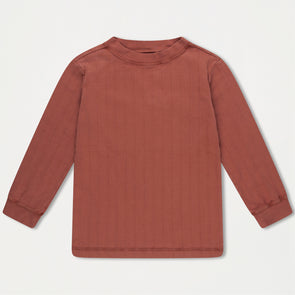 Repose AMS Long Tee (Warm Powder) - TA-DA!