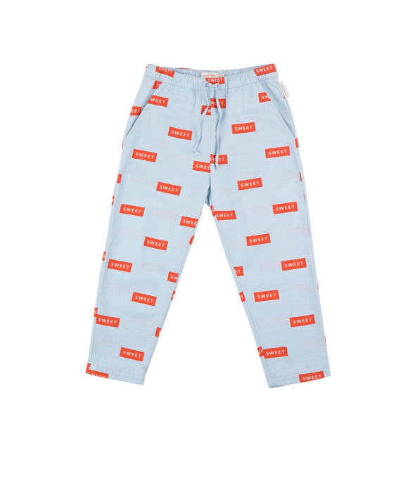 Tiny Cottons 'SWEET' Cropped Pant - TA-DA!