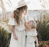 Rylee + Cru Off Shoulder Top (Family Matching Outfits) - TA-DA!