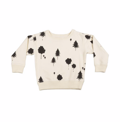 Forest Sweatshirt (Vanilla)