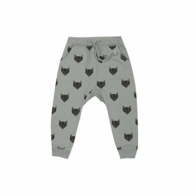Rylee + Cru Fox Sweatpants (Sage) - TA-DA!