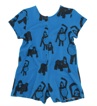 Gorilla Suit (Blue)