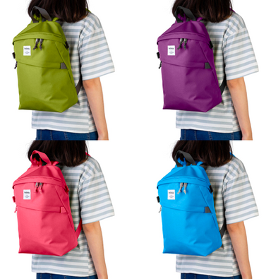 hellolulu Mini Finley Simple Day Pack (Multi Colour) - TA-DA!