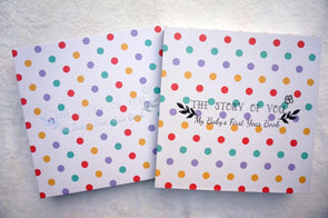 Baby Journal Album (Multi Colour)