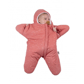 Summer SeaStar Sleeping Bag (3-6 Months)(Coral)
