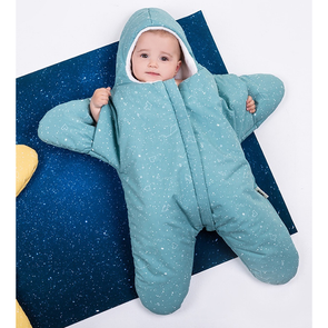 Summer / Winter SeaStar Sleeping Bag (3-6 Months)(Turquoise)