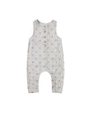 Rylee + Cru Palms Button Jumpsuit - TA-DA!