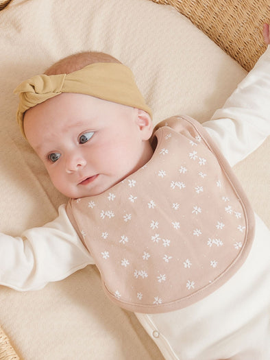 SS2021 - Newborn Snap Bib (Multi Colours)