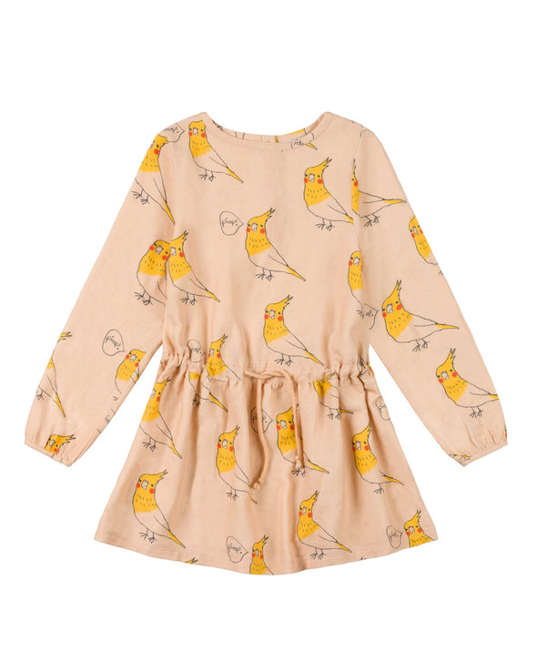nadadelazos Pitti  Dress (Bird) - TA-DA!