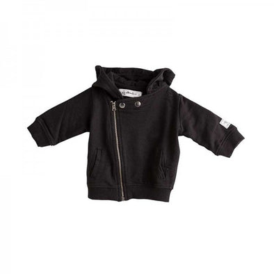 Egon Jacket (Black / Grey Melange)
