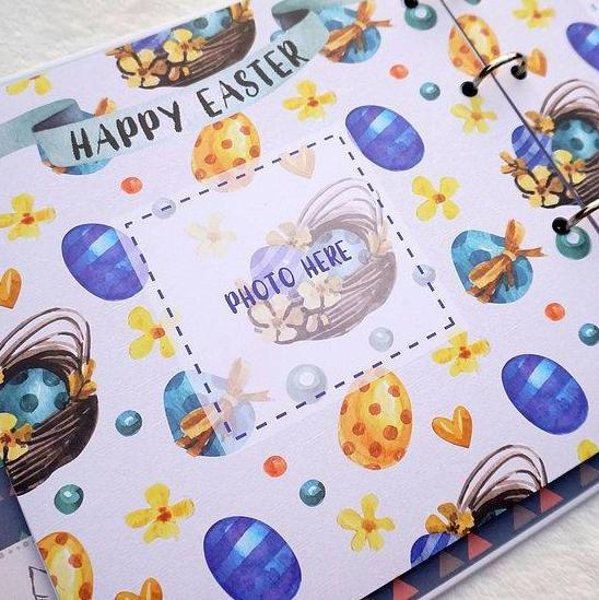 Beyond Concepts Baby Journal Album (Multi Colour) - TA-DA!