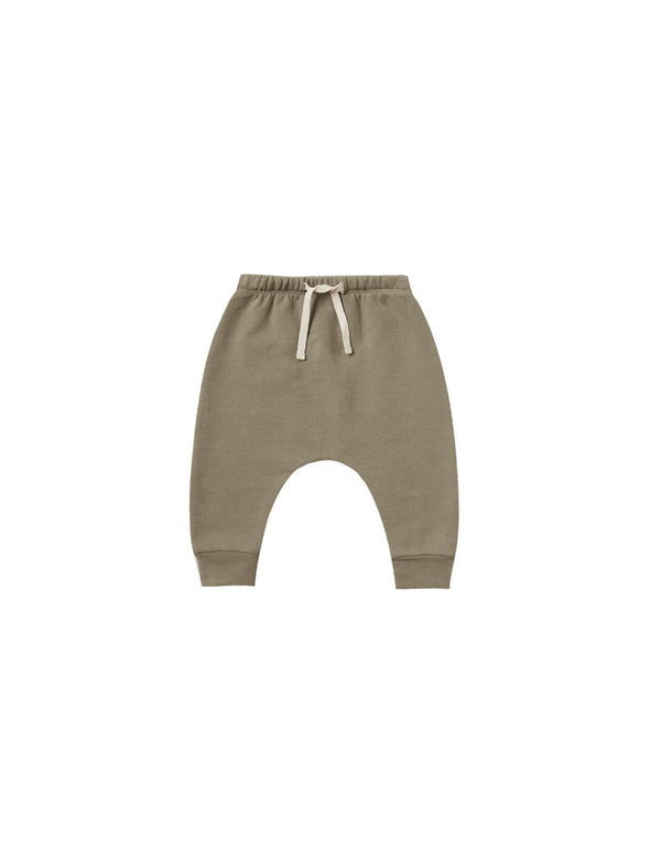 Fleece Sweatpant (Honey / Olive)