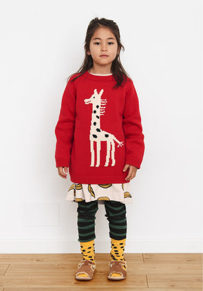 Jumper Giraffe (Red)