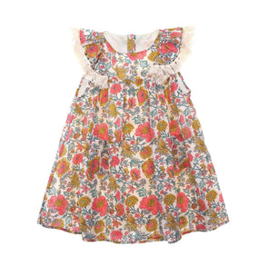 Louise Misha Costa Multi Flowers Dress - TA-DA!