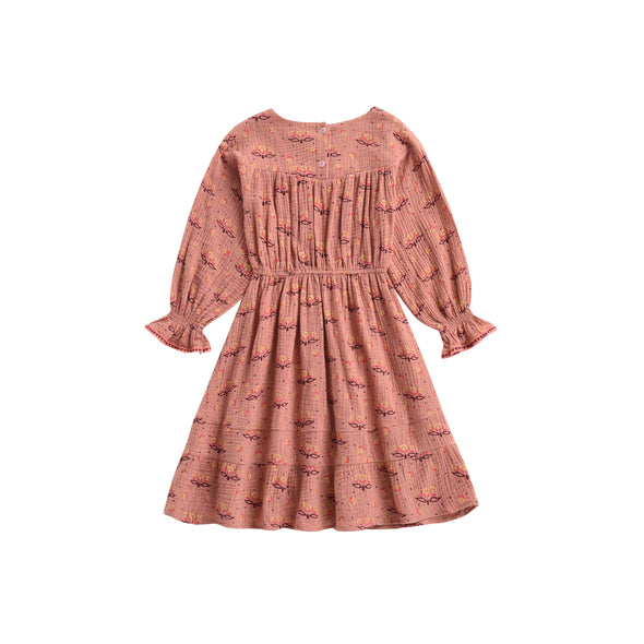Louise Misha Dress Lania Sienna Peru - TA-DA!
