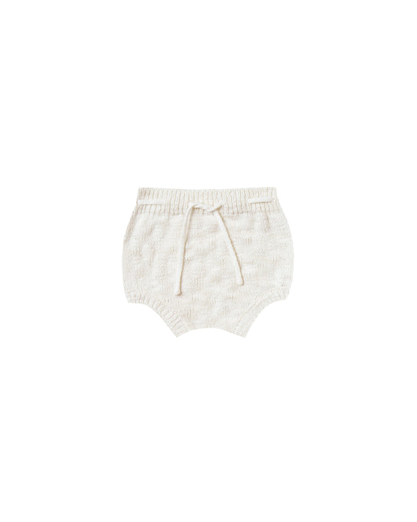 Rylee + Cru Knit Bloomer (Ivory / Dusty Blue) - TA-DA!