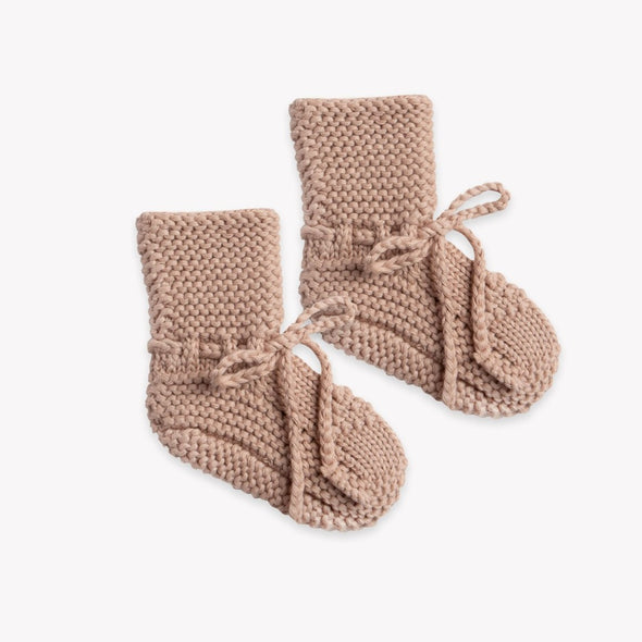 Knit Booties (Multi Colours)
