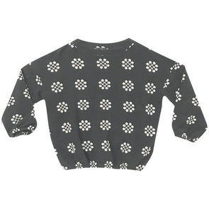 Medallion Knit Jumper