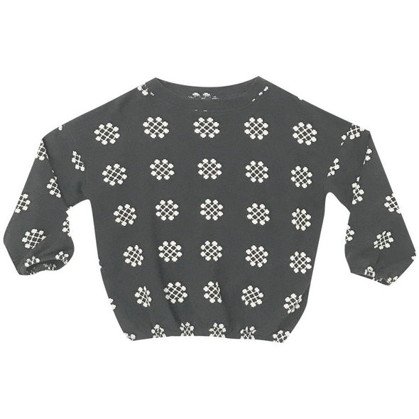 Rylee + Cru Medallion Knit Jumper - TA-DA!