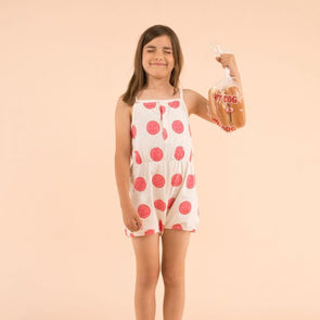 Tiny Cottons 'Happy Face' Romper - TA-DA!