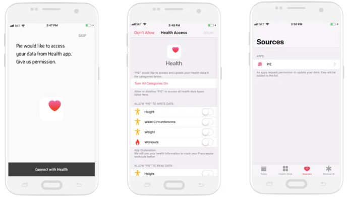 Accessing Your Data from Apple Health