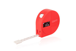 Two-Pack PIE Digital Soft Tape Measure /w Mobile App