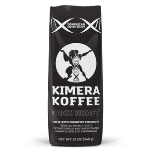 Kimera Dark Roast - 340g - Ground