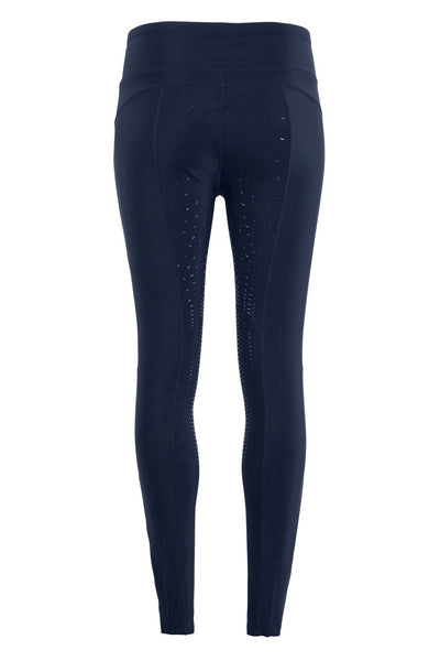 Linnea Pull On Crystal Pocket Fullgrip - Navy