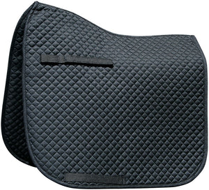 Saddle Pad Full DR - Black