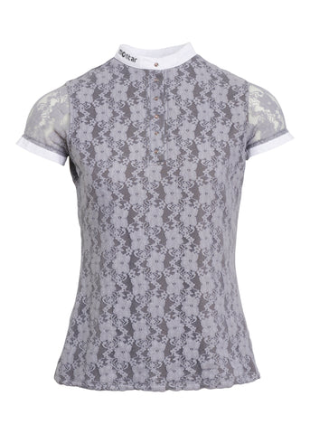 Amelia Competition Shirt - Grey